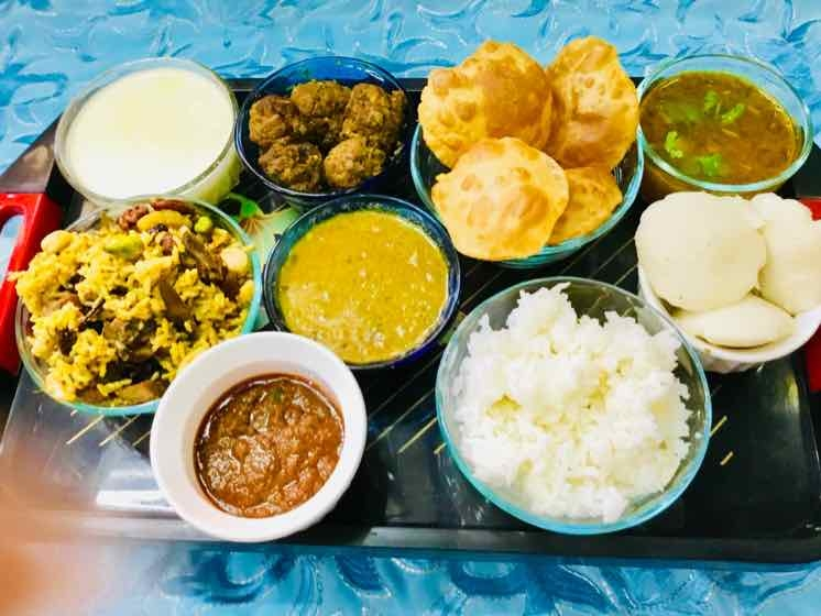 Photo of WITH MOGUL BIRIYANI NIGHT  DINNER FOR SPECIAL DAY ! by Ramani Thiagarajan at BetterButter