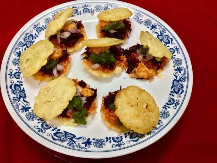 How to make SALEM THATTU VADAI SET ! THATTU VADAI SANDWICH !
