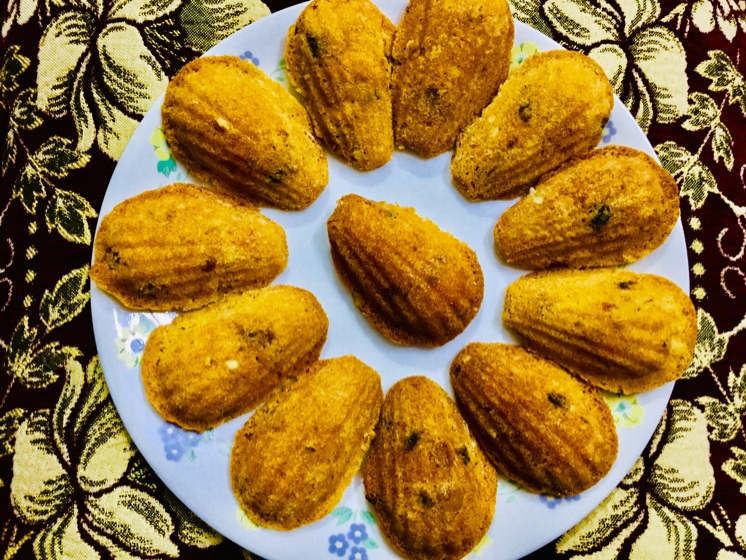 How to make MADELEINES !