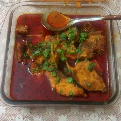 How to make Fish Caldine Goan Curry