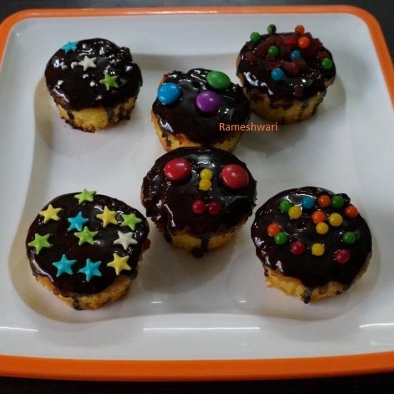 How to make Chocolate Muffin's