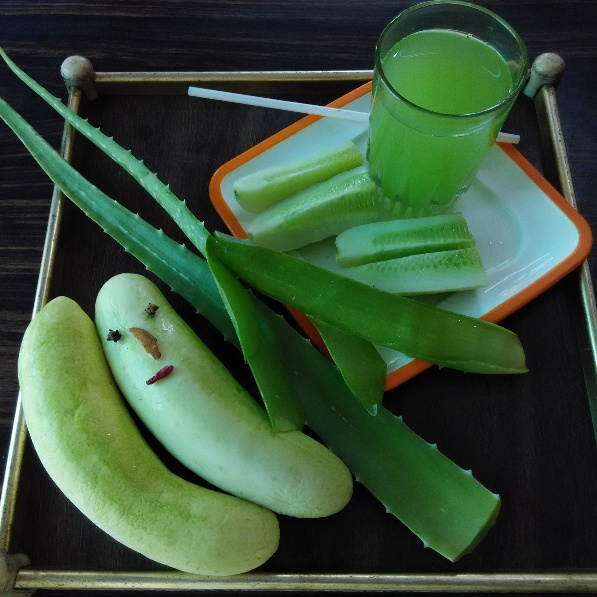 Photo of Cucumber & Aloe Vera Juice by Rameshwari Bansod at BetterButter