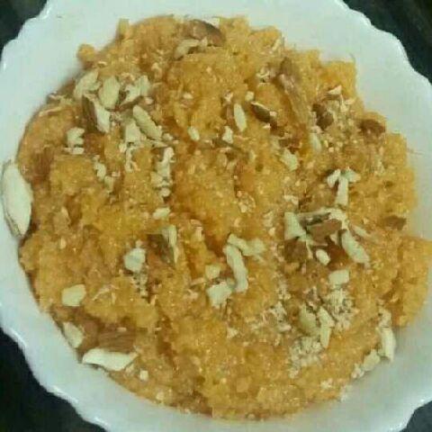 How to make Famous Nagpur Orange Halwa