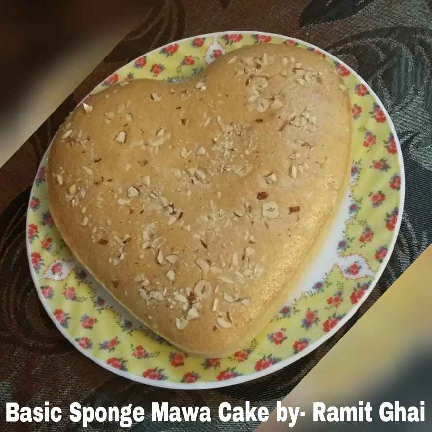 How to make Mawa Cake