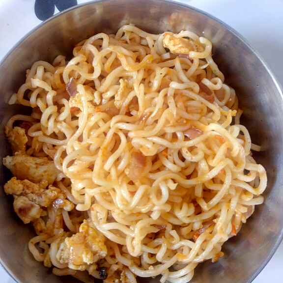 Photo of Egg Noodles  by Ramya Gaddam at BetterButter