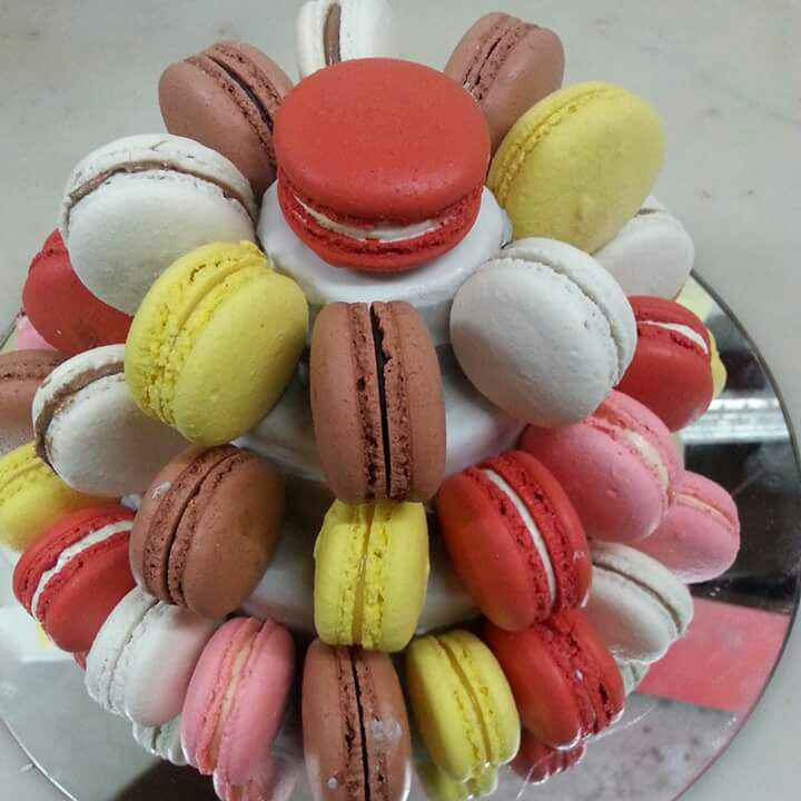Photo of French macarons sandwich by Rana Sen at BetterButter
