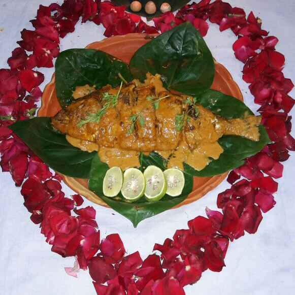 Photo of Choconut Poppy seed hilsha by Rana Sen at BetterButter