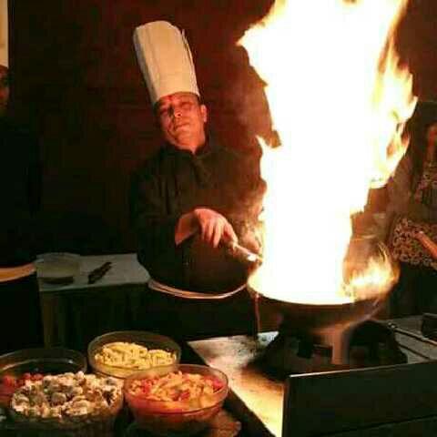 How to make Mongolian rice