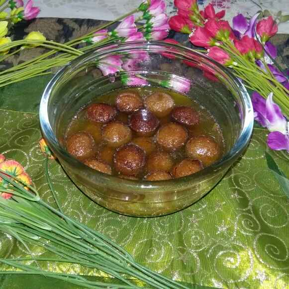 Photo of Gulab Jamun from Wheat Roti by Rani Issrani at BetterButter