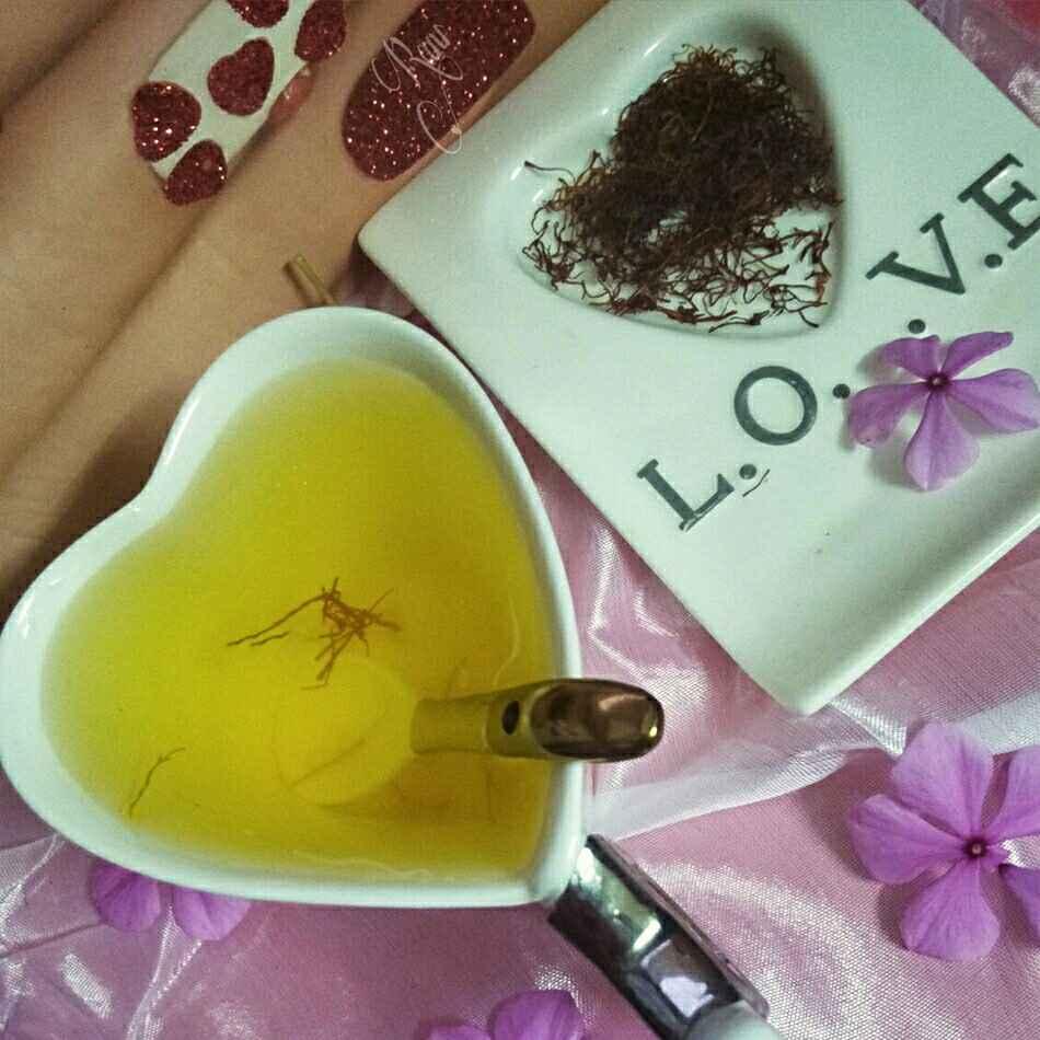 How to make Saffron Tea