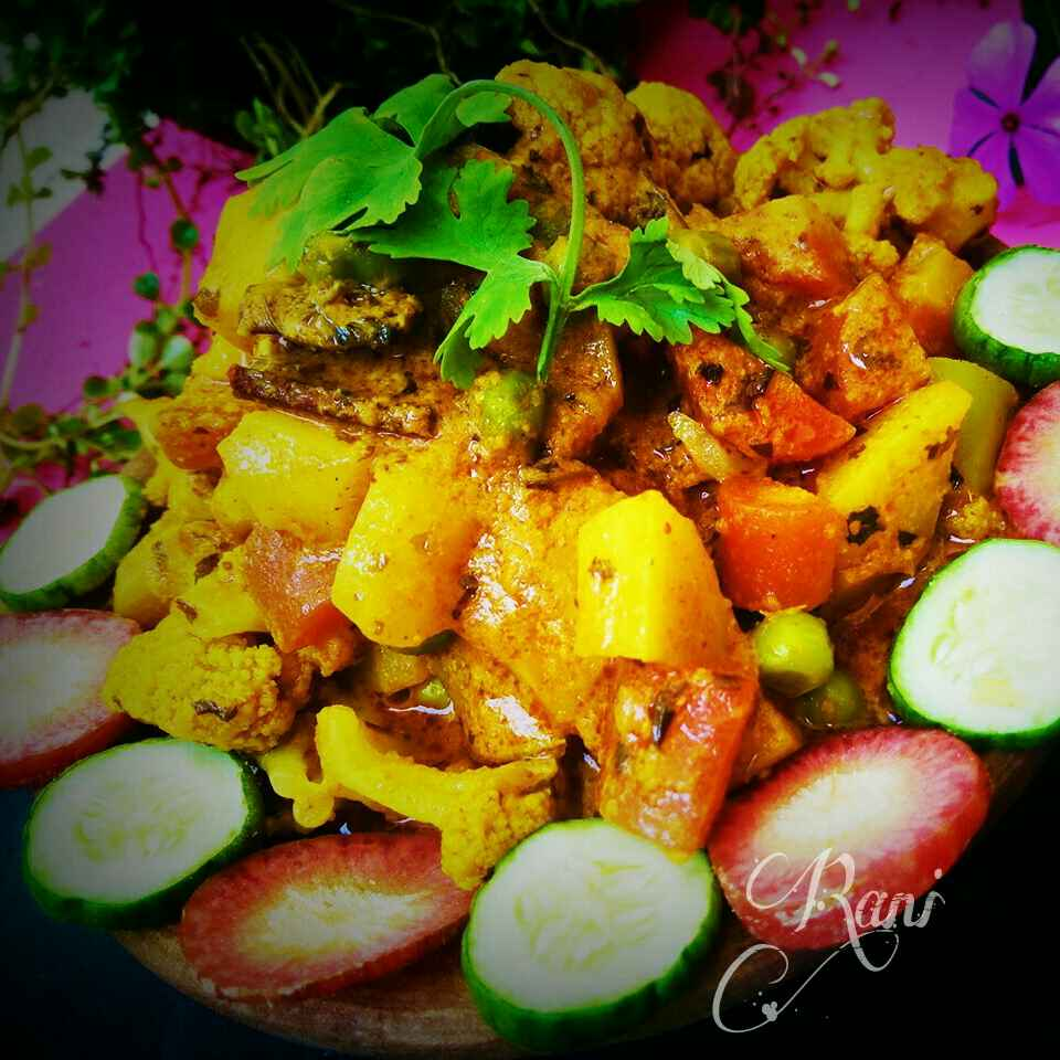 Photo of Vej mastani by Rani Soni at BetterButter