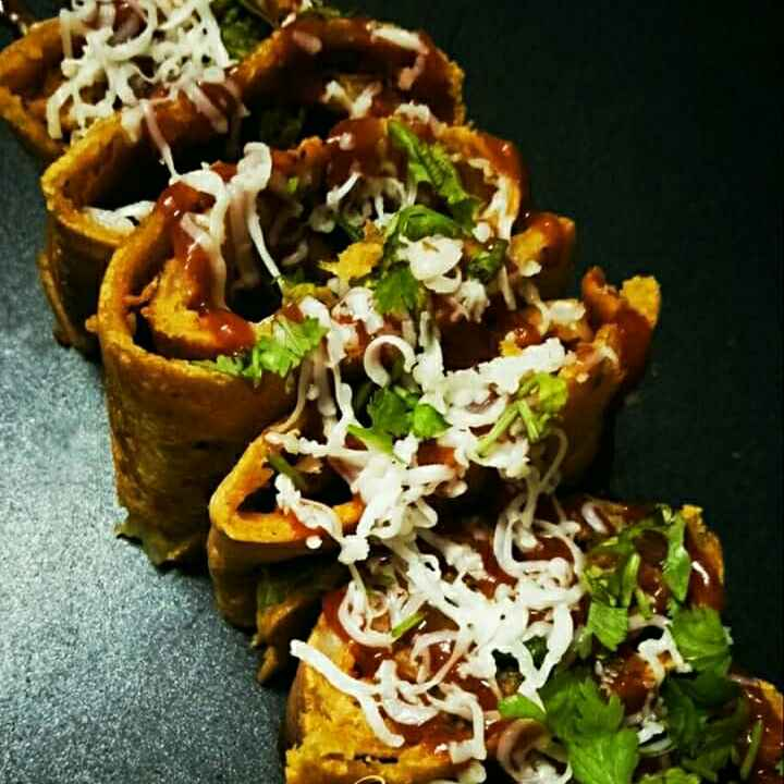Photo of Chesse chilla roll by Rani Soni at BetterButter