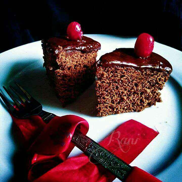 How to make Aate se bana Cake
