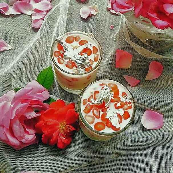 Photo of Pomegranate Rabri by Rani Soni at BetterButter
