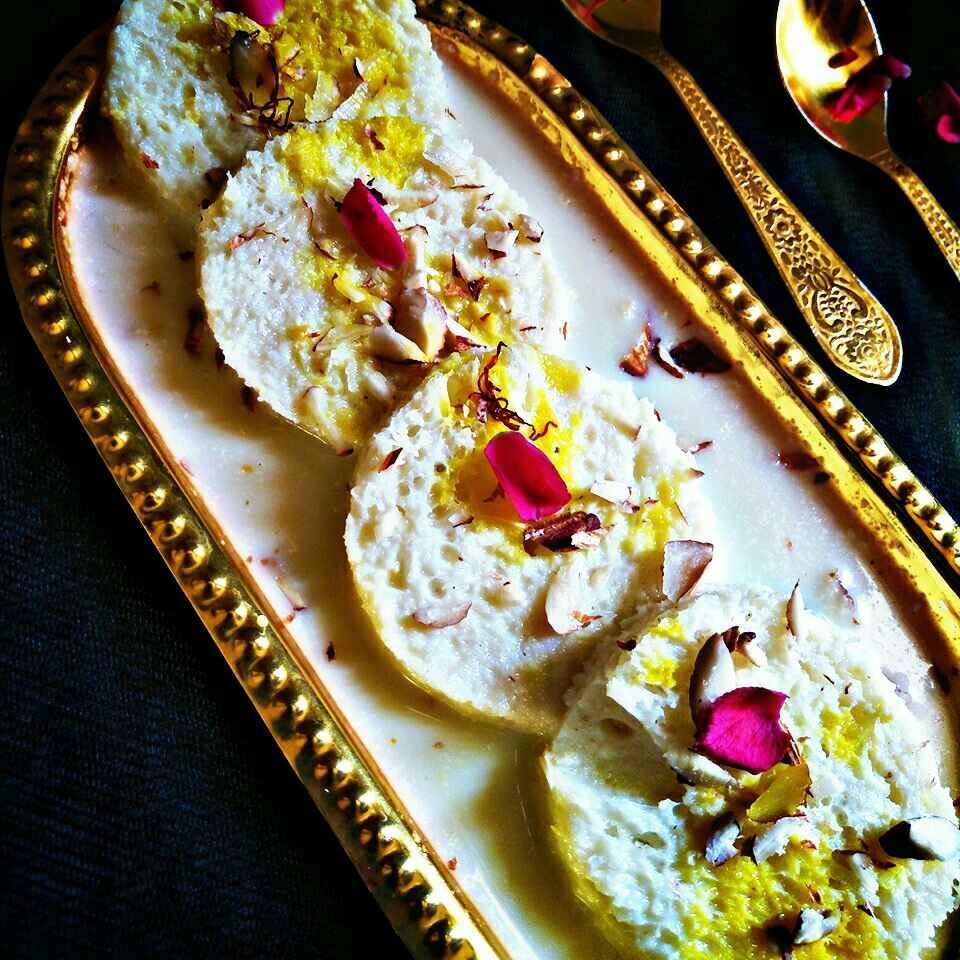 Photo of Bread Rasmalai by Rani Soni at BetterButter