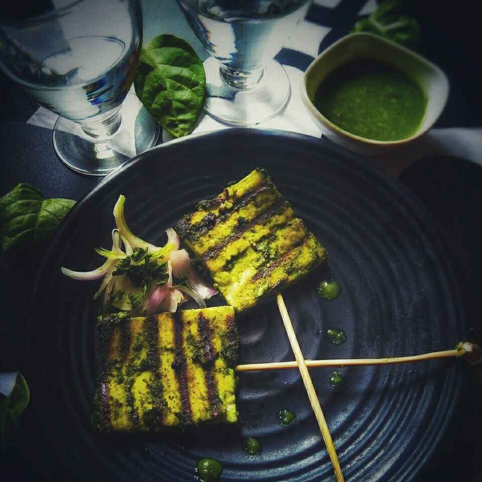 Photo of Hariyali Paneer Tikka by Rani Soni at BetterButter