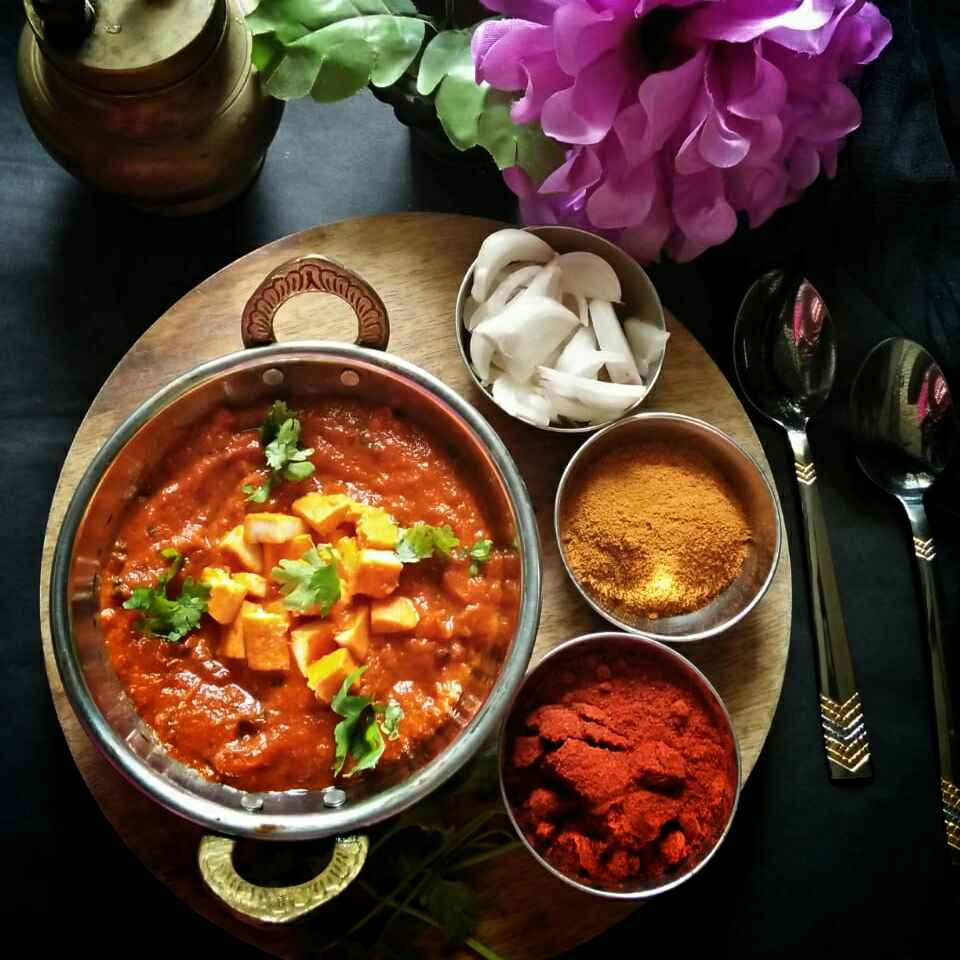 Photo of Quick Paneer Sabji by Rani Soni at BetterButter