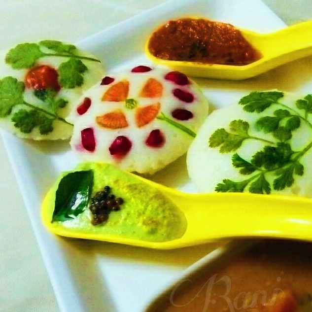 Photo of Designer Idli by Rani Soni at BetterButter