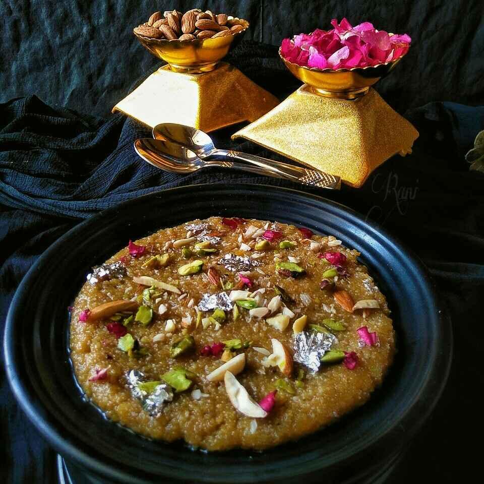Photo of Royal Treat Halwa by Rani Soni at BetterButter