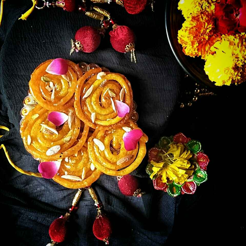 Photo of Instant Jalebi by Rani Soni at BetterButter