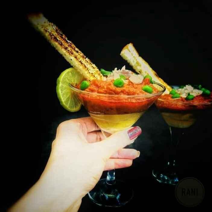 Photo of Pavbhaji Martini by Rani Soni at BetterButter
