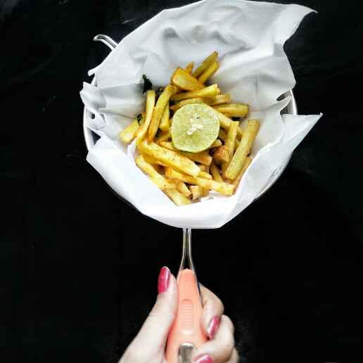 Photo of Sweet Potato Fries by Rani Soni at BetterButter