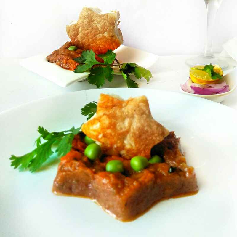 Photo of Sweet potato pavbhaji by Rani Soni at BetterButter