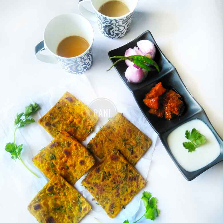 How to make Methi Thepla