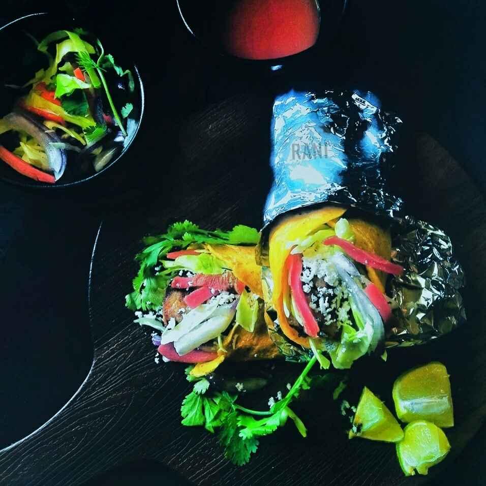Photo of Fusion Besan chilla Frankie by Rani Soni at BetterButter