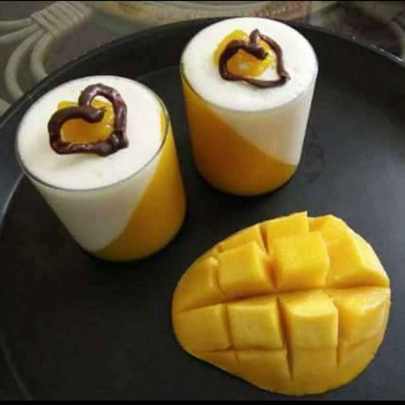 Photo of Mango pannacota by Ranjana Pandey Chakladar at BetterButter