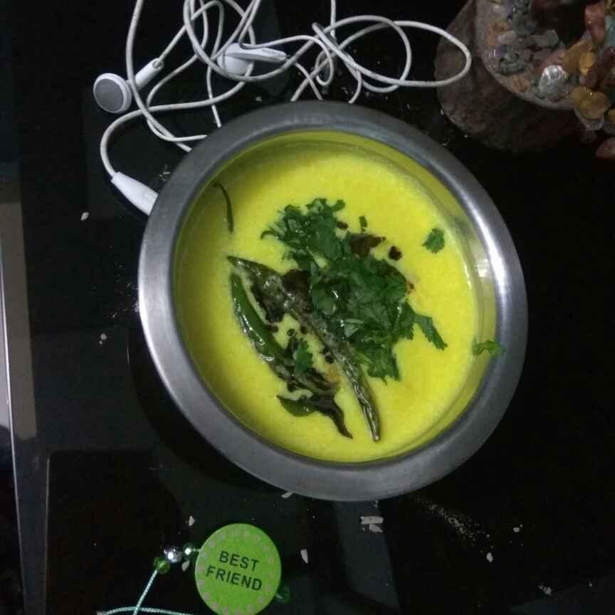 How to make राजस्थानी कढ़ी