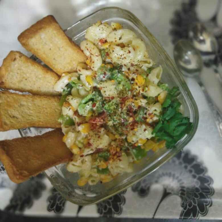 Photo of Macroni salad by rashi jain at BetterButter