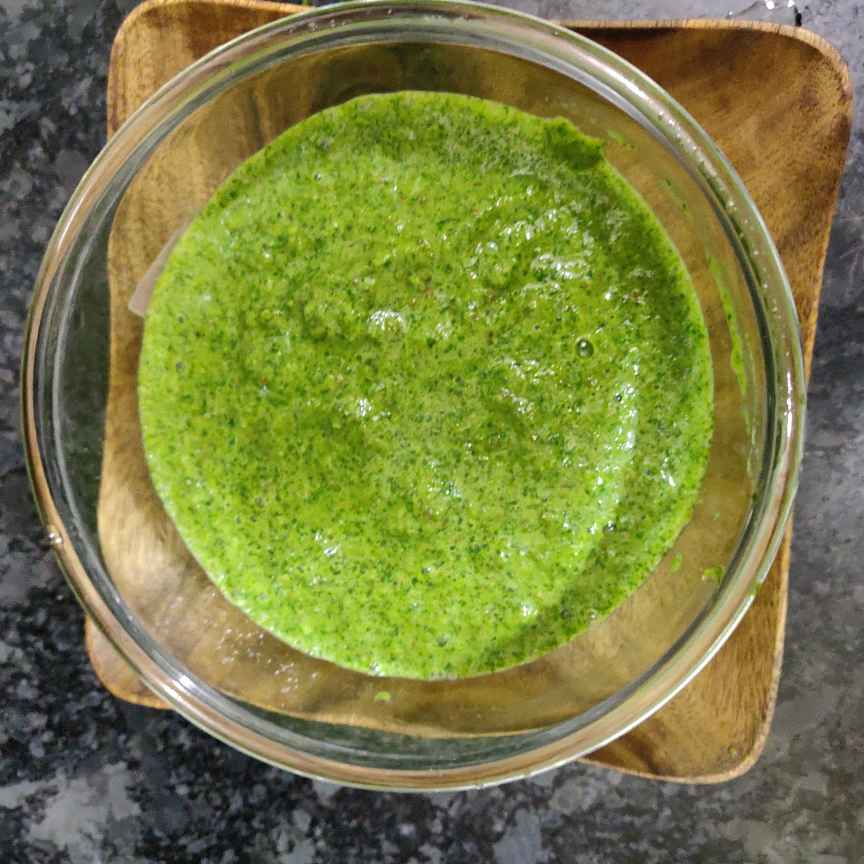 Photo of Coriander mint chatni by rashi jain at BetterButter