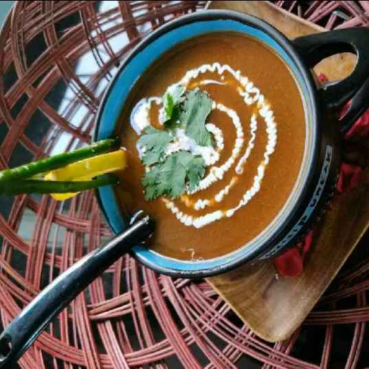 How to make Tomato spinach soup