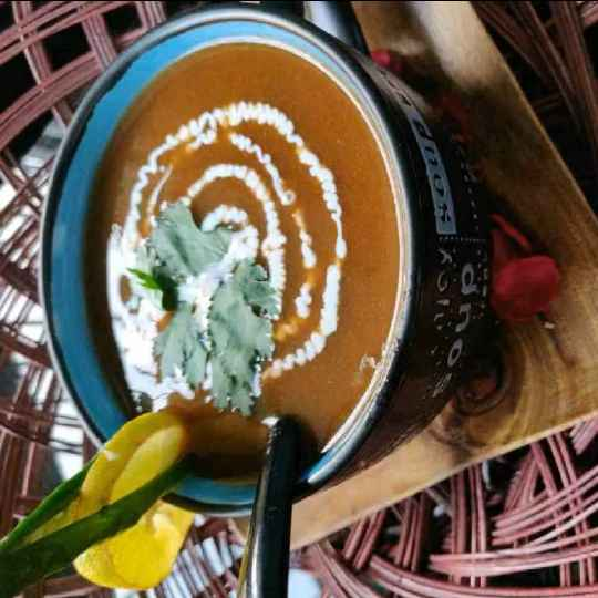 Photo of Tomato spinach soup by rashi jain at BetterButter