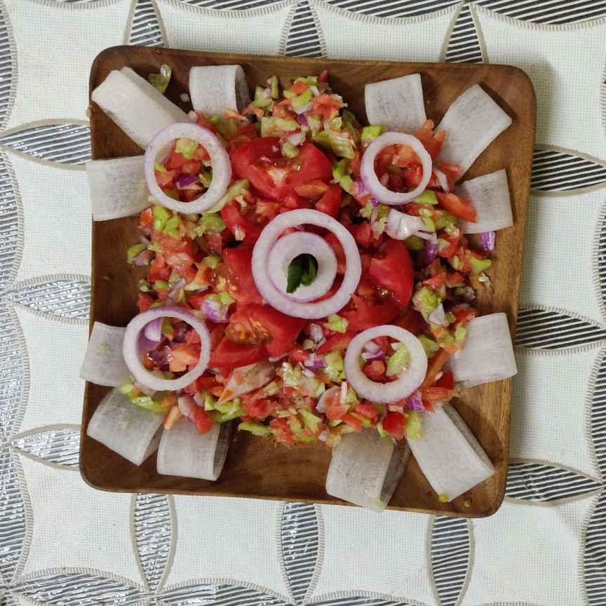 Photo of Kachumbar salad by rashi jain at BetterButter