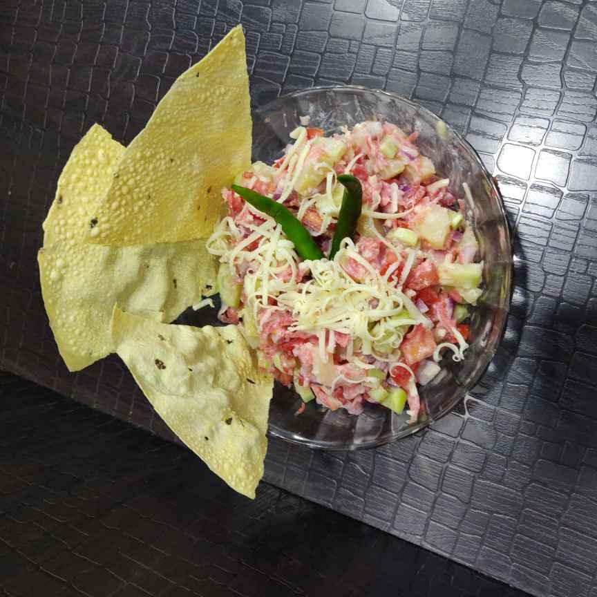 Photo of Mix veg salad by rashi jain at BetterButter