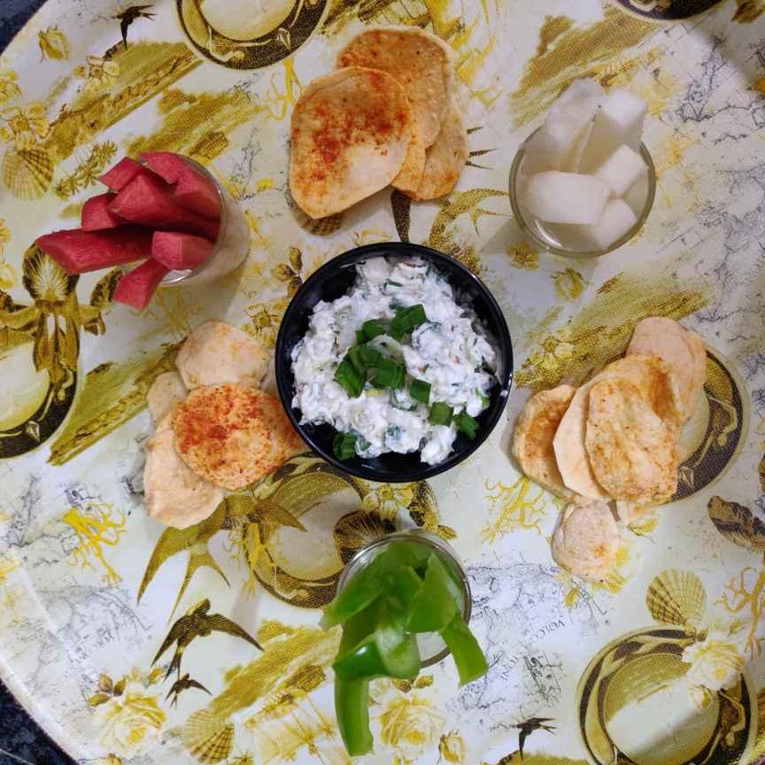 Photo of Yogurt onion dip by rashi jain at BetterButter