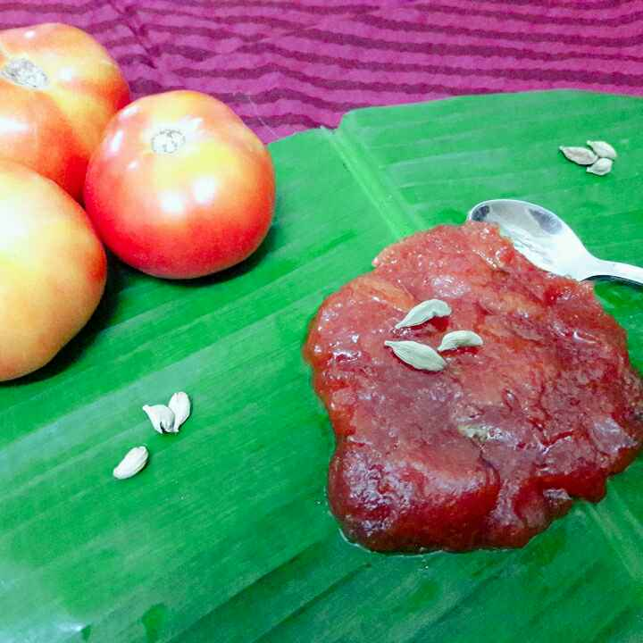 How to make Tomato halwa