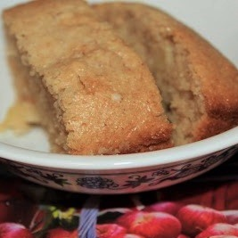 Photo of Apple Cake (Eggless) by Rashmi Behera at BetterButter