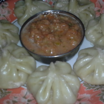 Photo of Steamed Veg Momos - Health with a twist (Veggis, Paneer & Dryfruits) by Rashmi Chaubesh at BetterButter