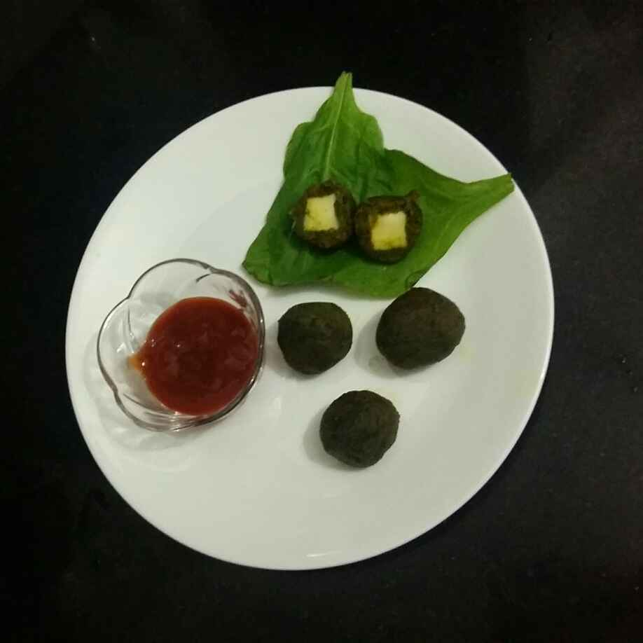 Photo of Spinach cheese bombs by Rash amol at BetterButter