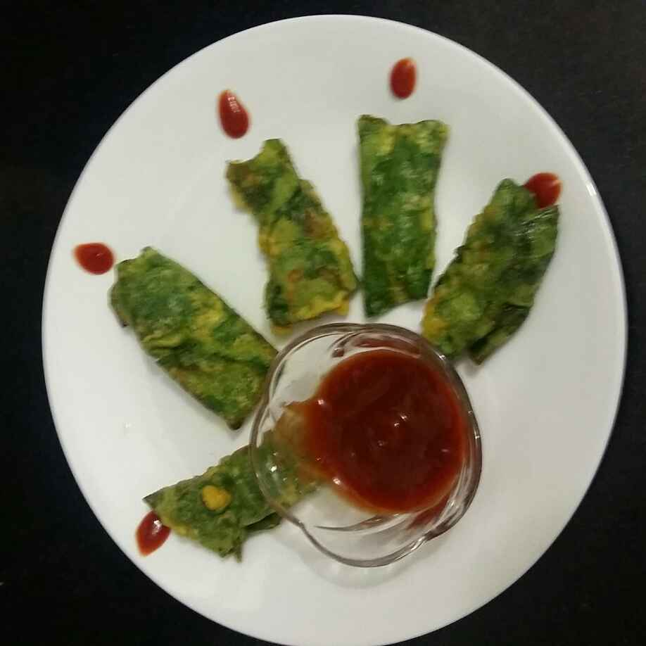 Photo of Cheesy spinach bundles by Rash amol at BetterButter
