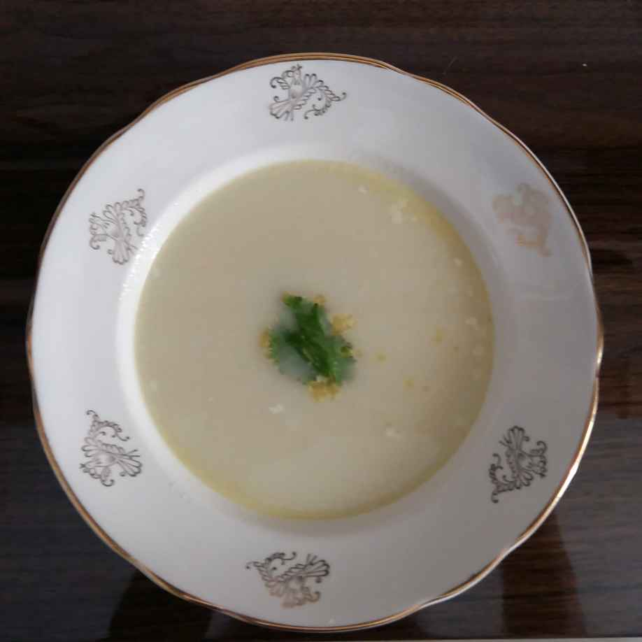 How to make Cream of chicken soup