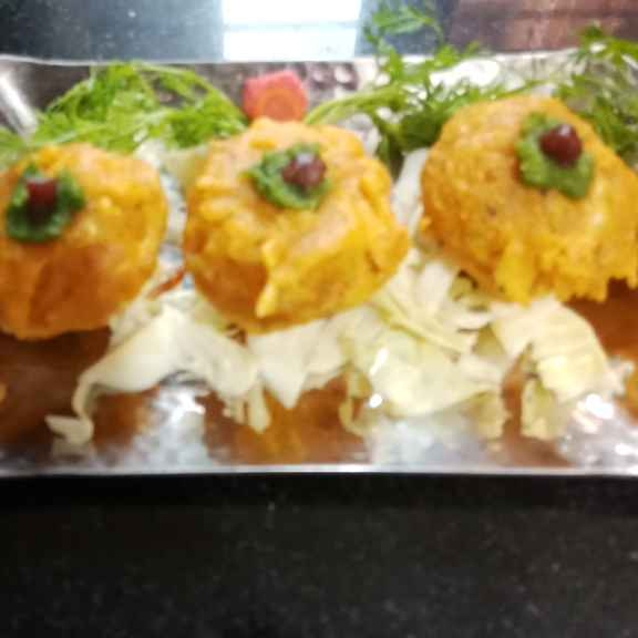 How to make Surprise Guava Paani Puri