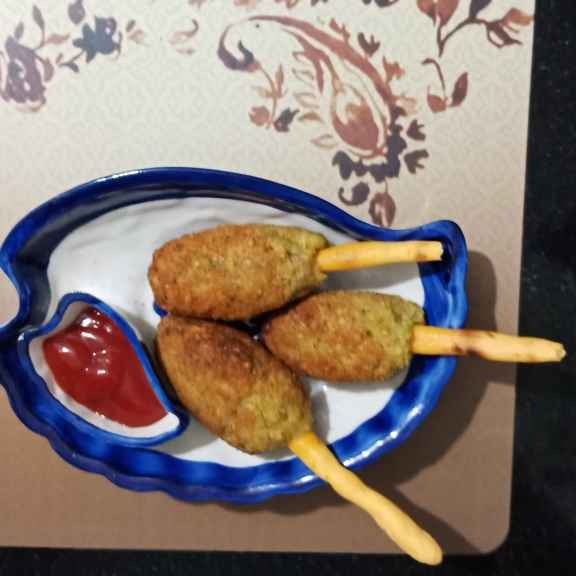 How to make Chole drumsticks