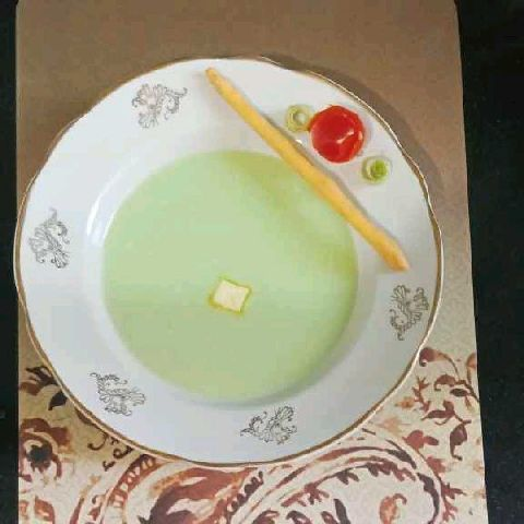 How to make Cream of Cucumber Soup