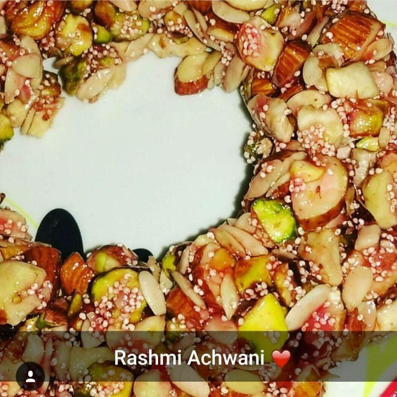 Photo of Dryfruit  Delight by Rashmi Kishore at BetterButter