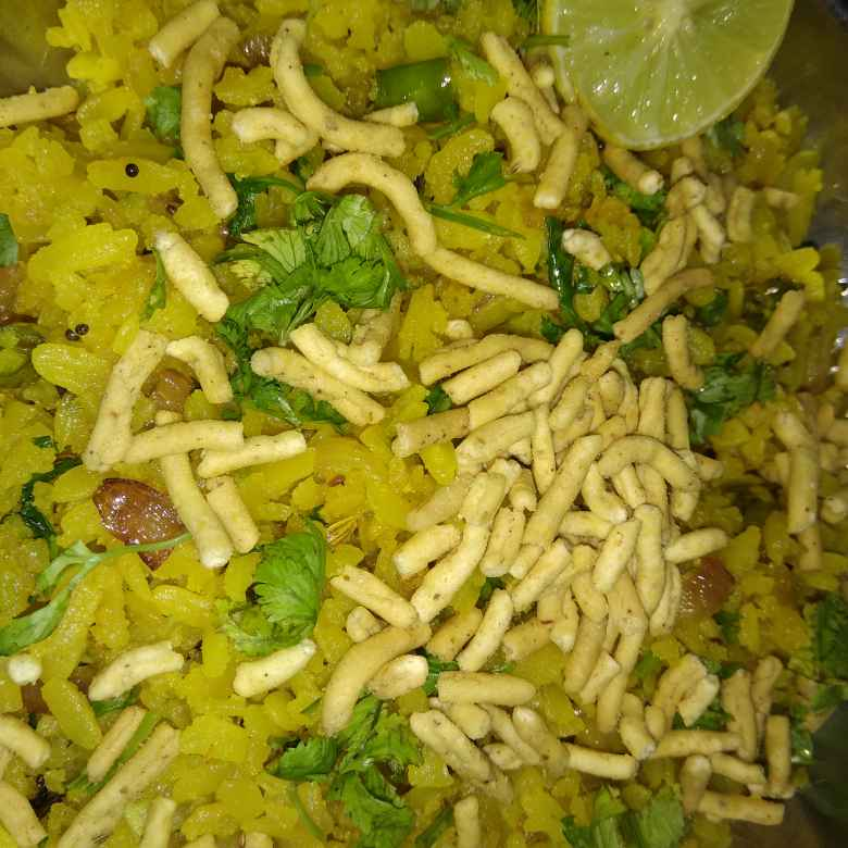 Photo of Poha by Rashmi Shrivastava at BetterButter