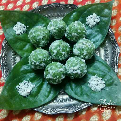 How to make Dry fruit pan laddu